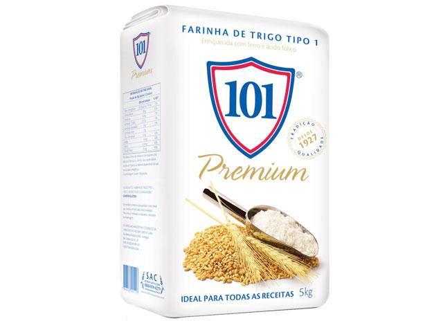 FARINHA DE TRIGO PREMIUM 101 5 KG