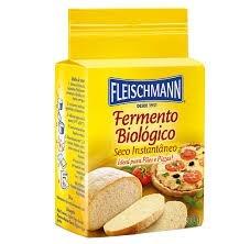 FERMENTO SECO BIOLÓGICO MASSA SALGADA FLEISCHMANN 500 G