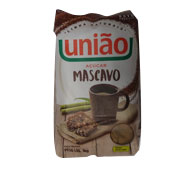 AÇÚCAR MASCAVO UNIÃO 1 KG