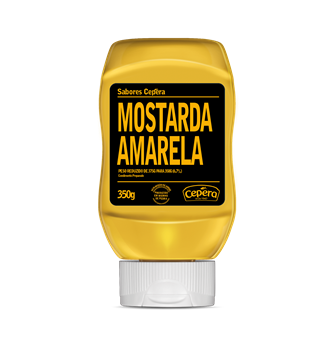 MOSTARDA CEPÊRA 350 G
