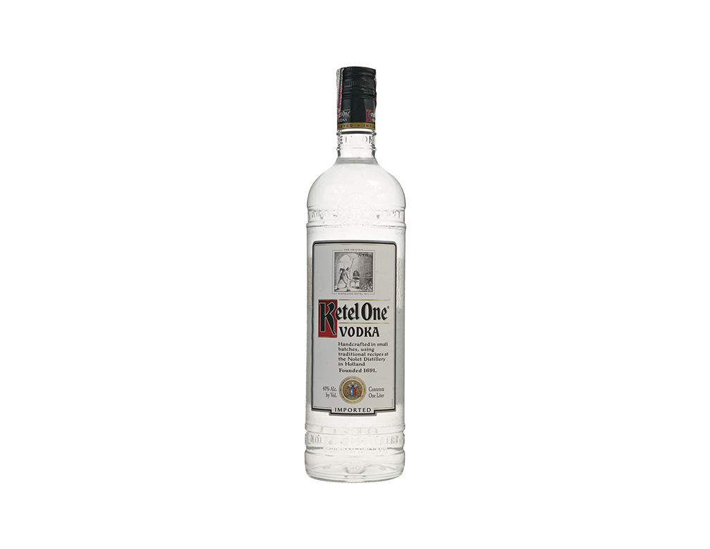 VODKA KETEL ONE 1 L