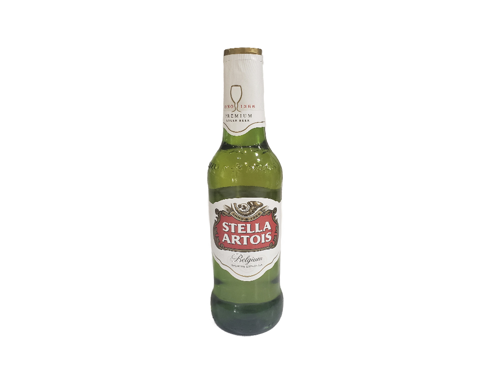 CERVEJA STELLA ARTOIS LONG NECK 330 ML