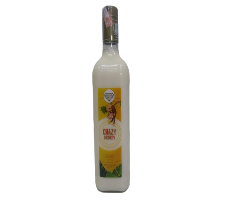 COQUETEL CRAZY MONKEY 920 ML