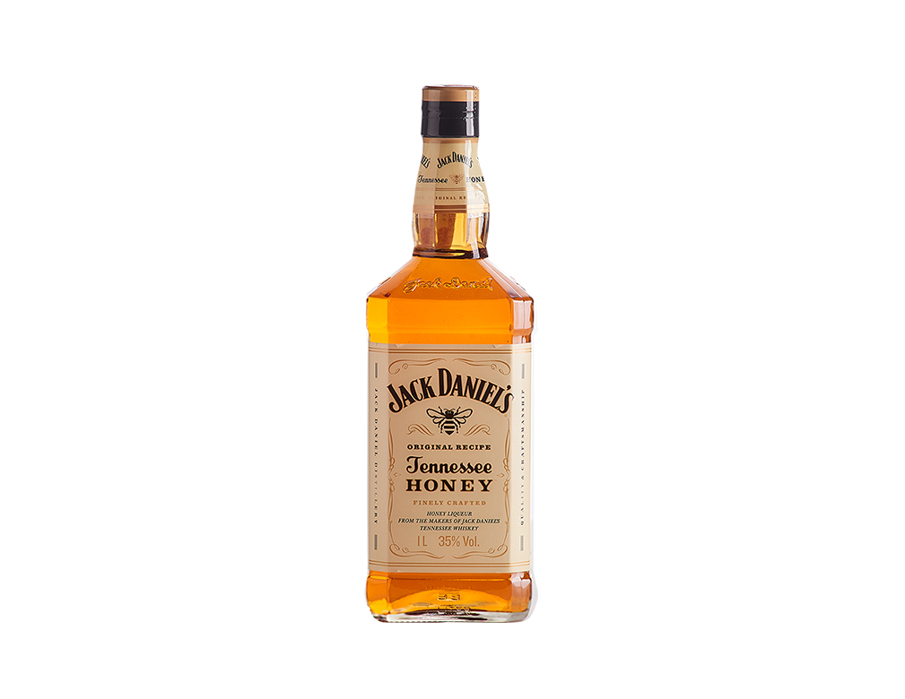 WHISKY JACK DANIEL´S HONEY 1 L