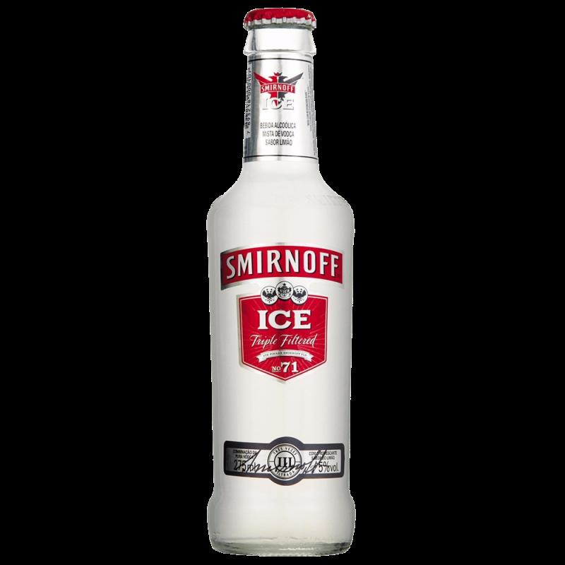 VODKA SMIRNOFF ICE LONG NECK 275 ML