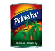 PALMITO INTEIRO AÇAÍ GOLD PALMEIRAL 500 G