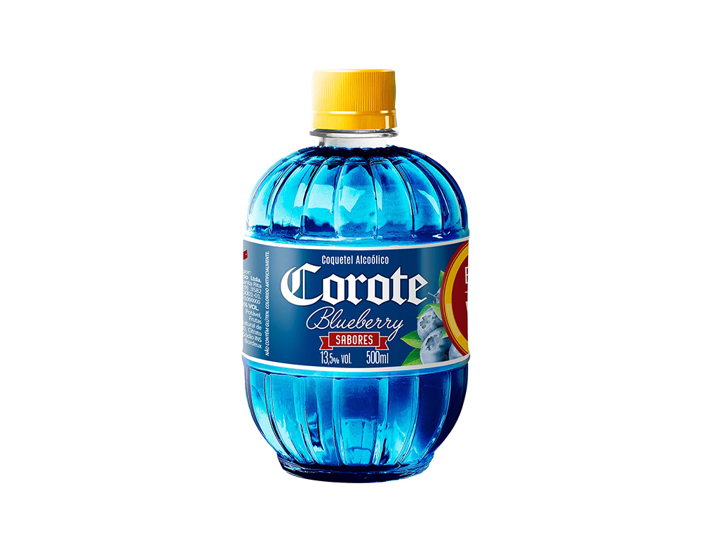 COQUETEL BLUEBERRY COROTE 500 ML