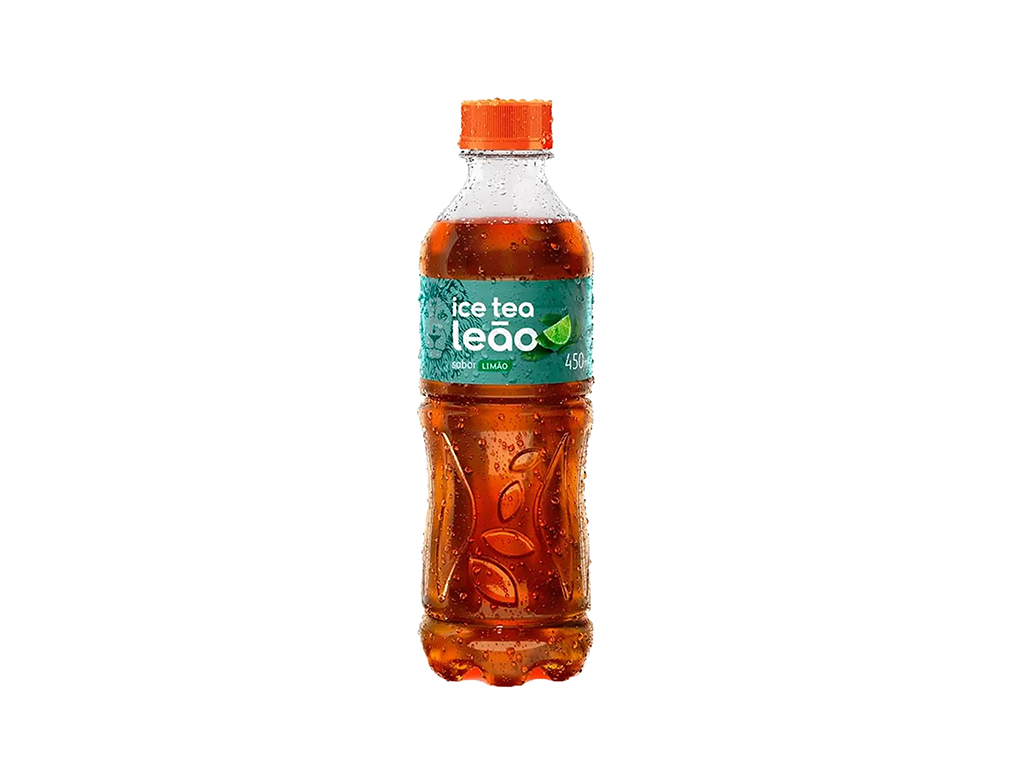 CHÁ ICE TEA LEÃO LIMÃO 450 ML