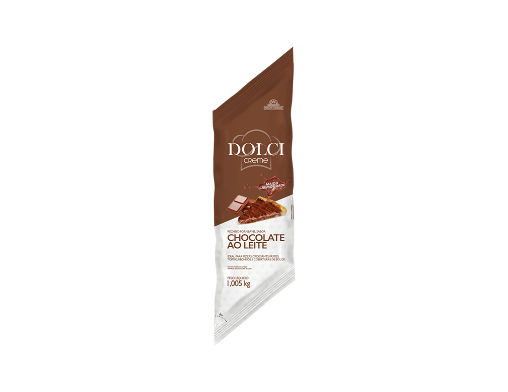 CHOCOLATE FORNEÁVEL AO LEITE DOLCI SCALA 1,050 KG