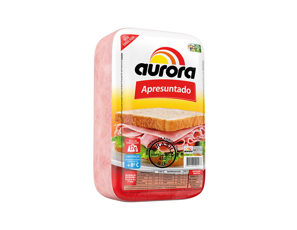 APRESUNTADO AURORA 3,7 KG