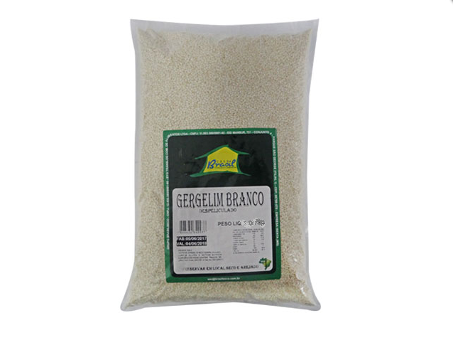 GERGELIM INDIANO BRASILSECO 505 G