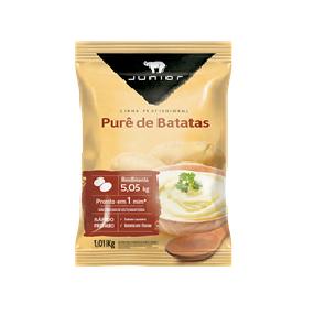 PURÊ DE BATATA JUNIOR 1,01 KG