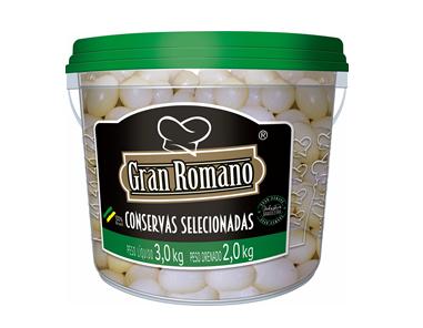 CEBOLINHA GRAN ROMANO 2 KG