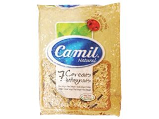 ARROZ 7 CEREAIS INTEGRAIS CAMIL 1 KG