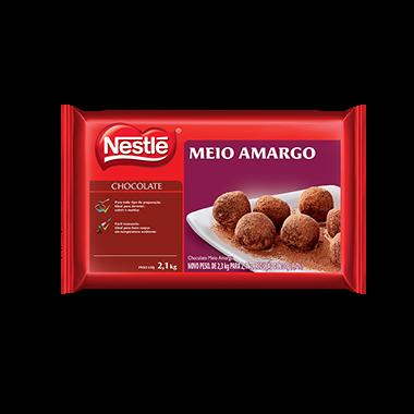 CHOCOLATE MEIO AMARGO NESTLÉ 2,1 KG