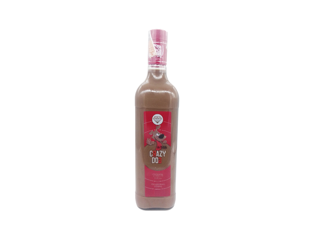 COQUETEL CRAZY DOG 920 ML