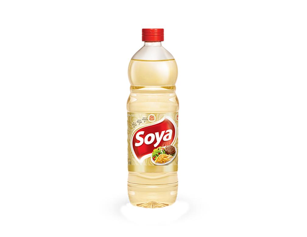 ÓLEO DE SOJA SOYA 900 ML