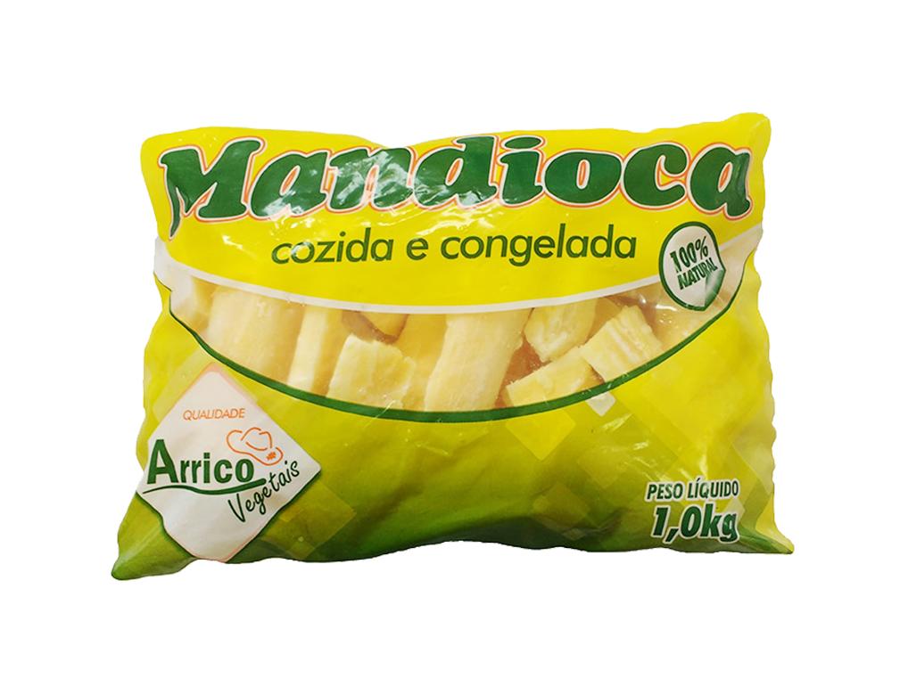 MANDIOCA CONGELADA ARRICO 1 KG