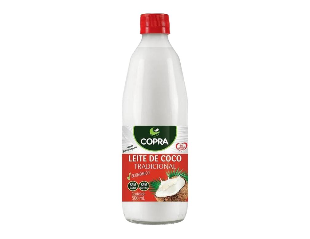 LEITE DE COCO COPRA 500 ML (FDO 12 VD)