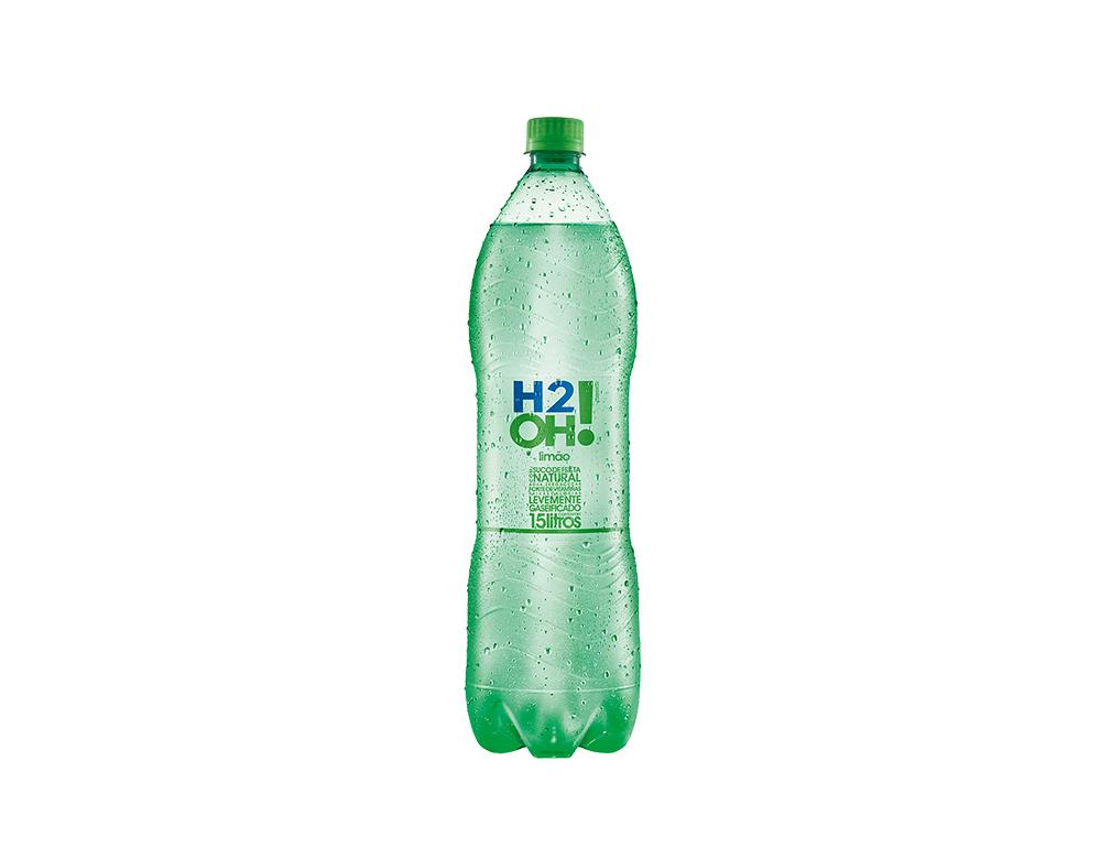 H2O LIMÃO PET 1,5 L