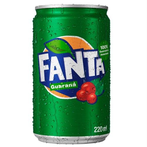 FANTA GUARANÁ MIÚDA LATA 220 ML