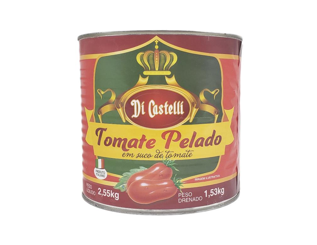 TOMATE PELADO DI CASTELLI 2,55 KG