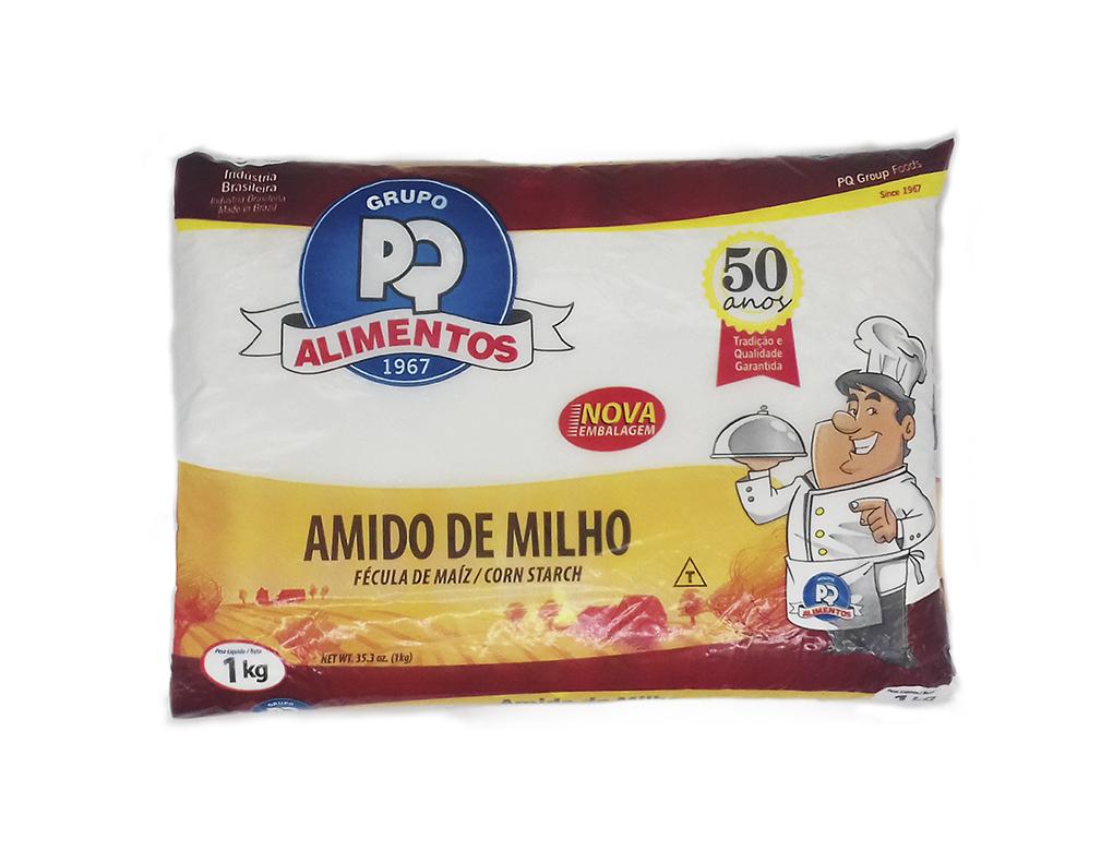 AMIDO DE MILHO PQ 1 KG