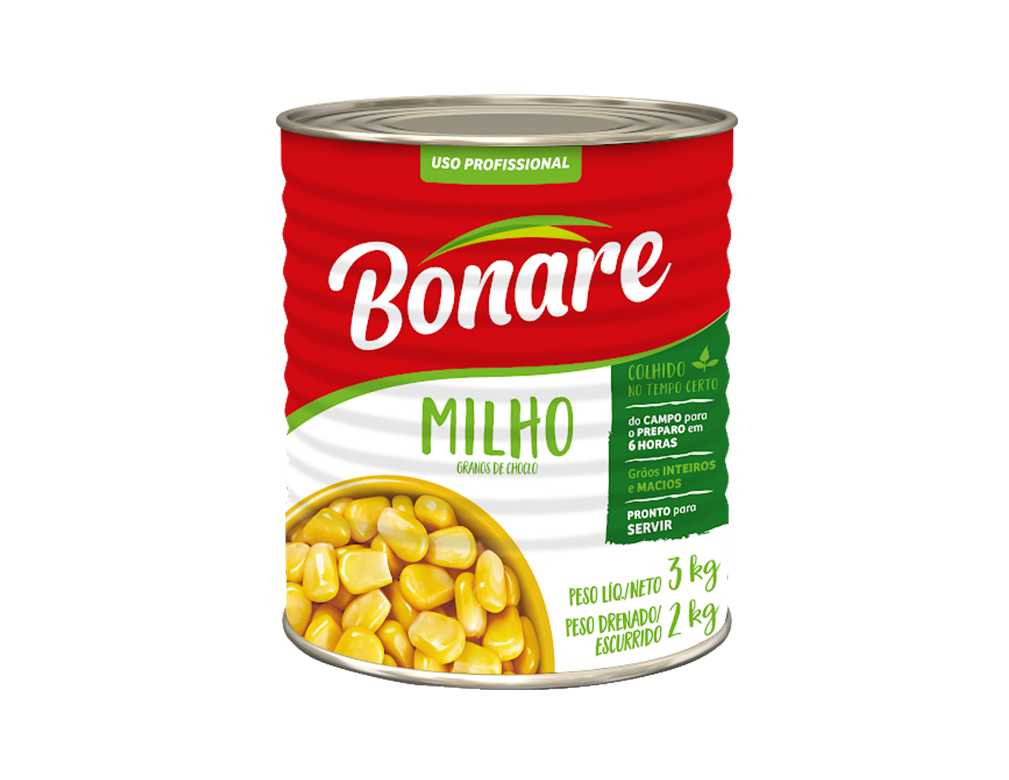MILHO BONARE GOIÁS VERDE 2 KG