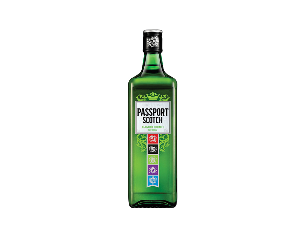 WHISKY PASSPORT 1 L