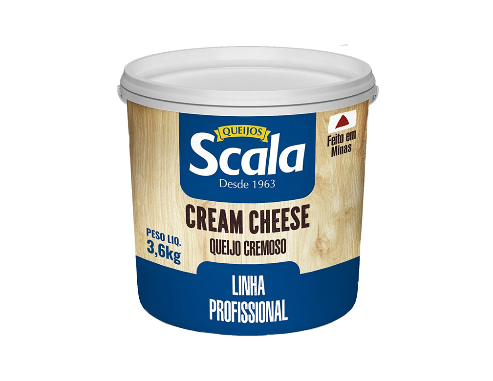 CREAM CHEESE SCALA 3,6 KG