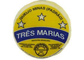 QUEIJO MINAS PADRÃO TRÊS MARIAS