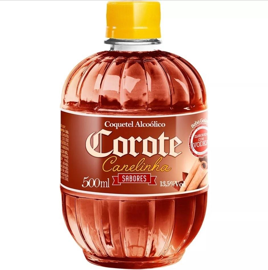 COQUETEL CANELINHA COROTE 500 ML