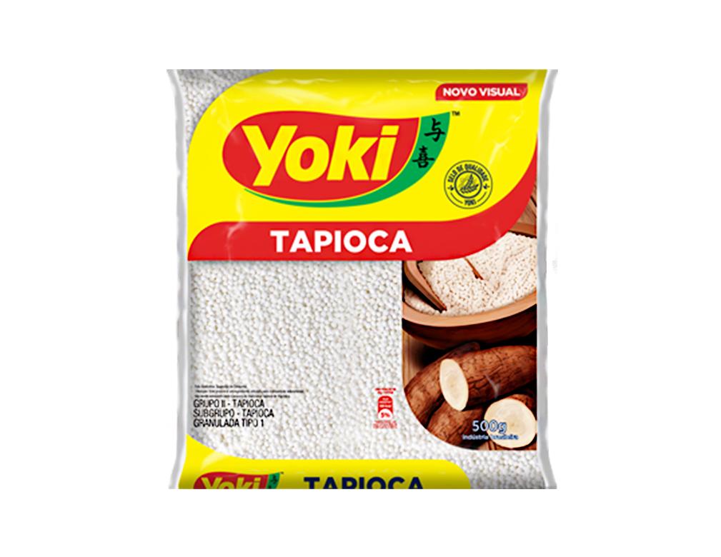 TAPIOCA GRANULADA YOKI 500 G