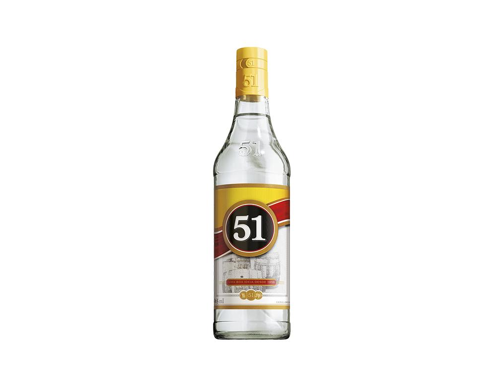 CACHAÇA 51 965 ML