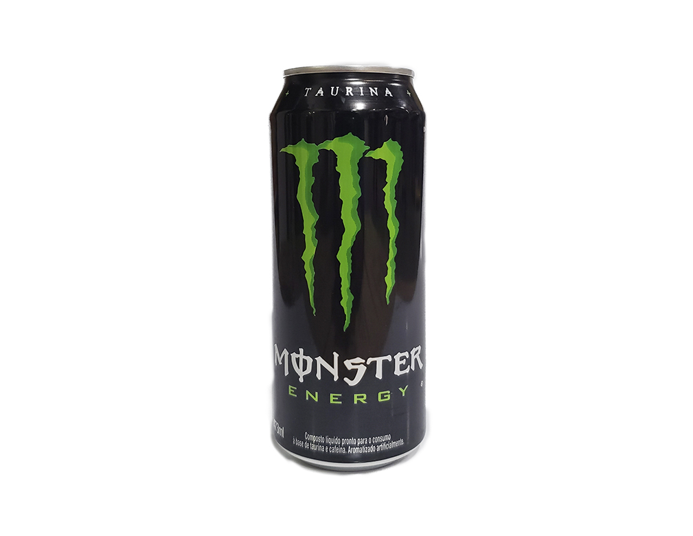 ENERGÉTICO MONSTER ENERGY 473 ML