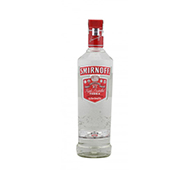 VODKA PEQUENA SMIRNOFF 600 ML