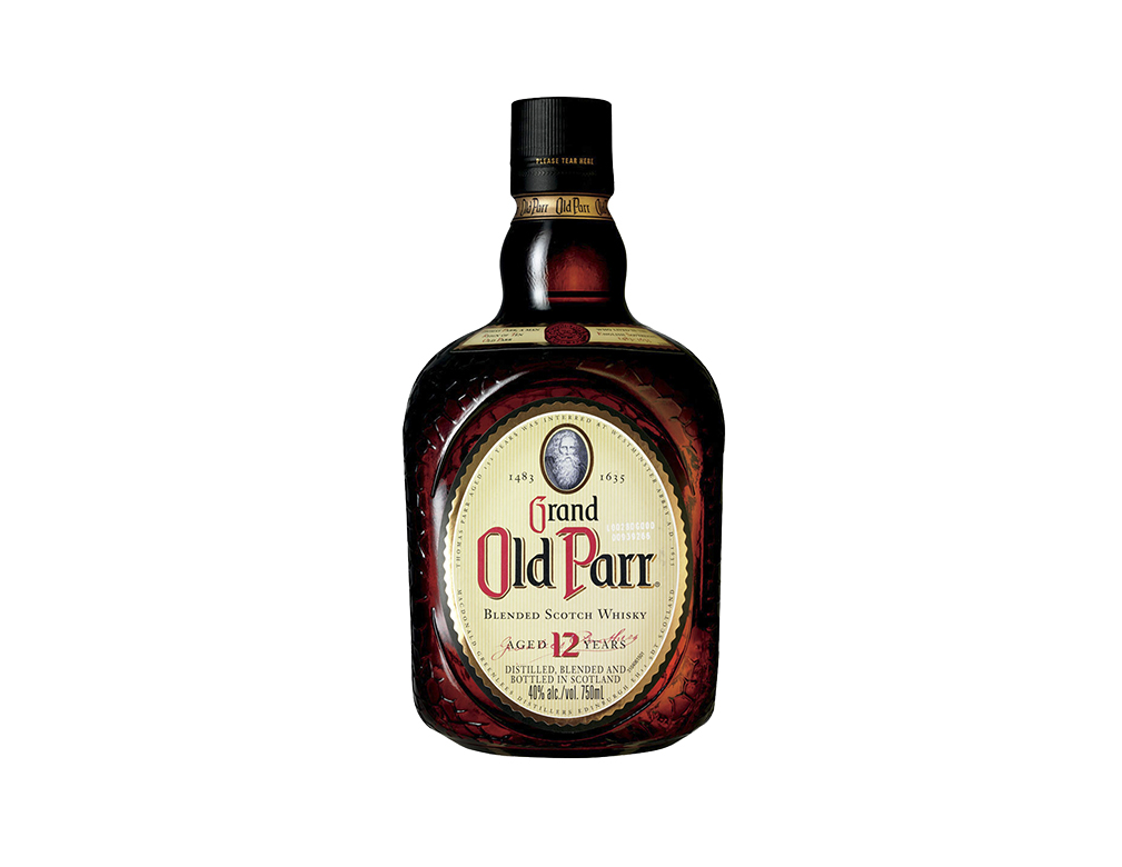 WHISKY OLD PARR 12 ANOS 1 L