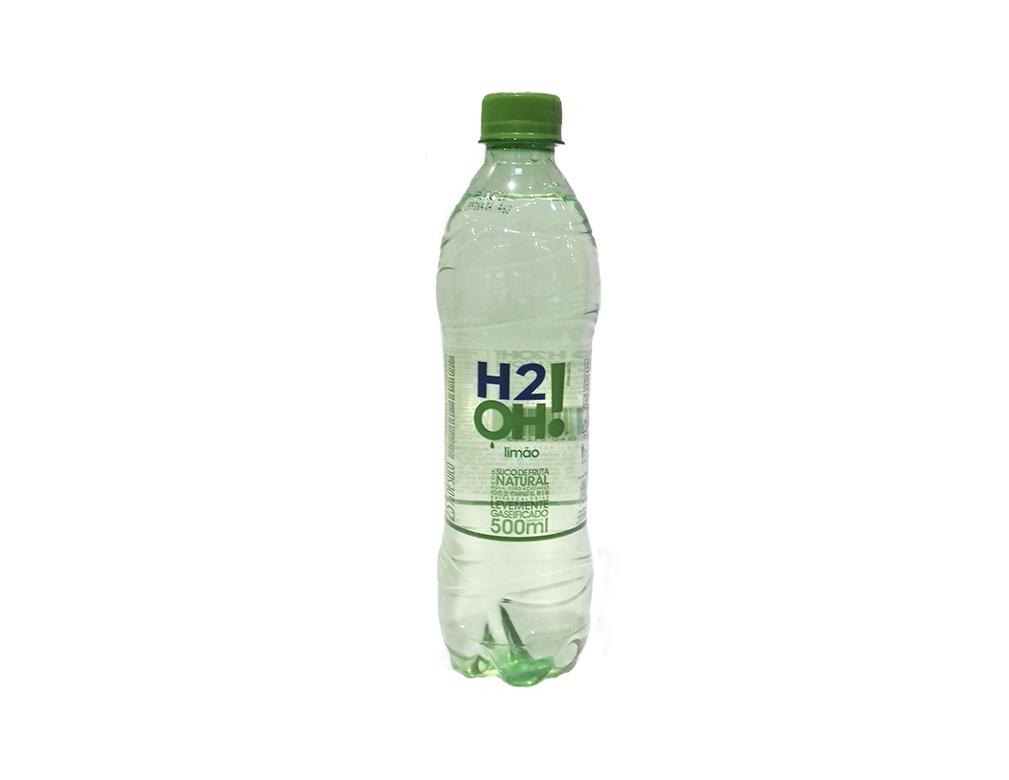 H2O LIMÃO PET 500 ML