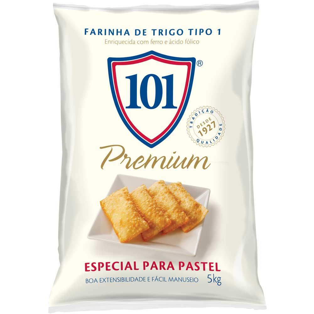 FARINHA DE TRIGO PASTEL 101 5 KG