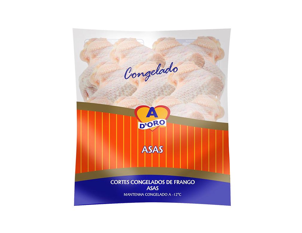 ASA DE FRANGO CONGELADA ADORO