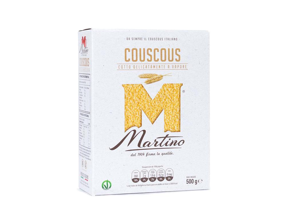 COUSCOUS MARTINO 1 KG