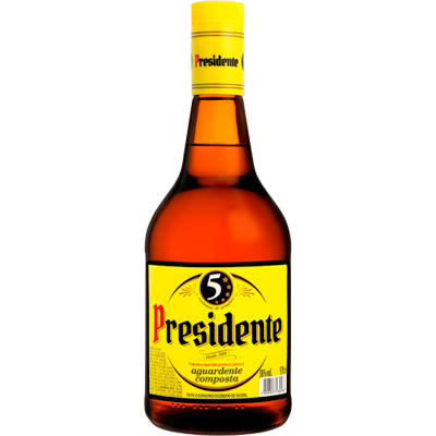 CONHAQUE PRESIDENTE 900 ML