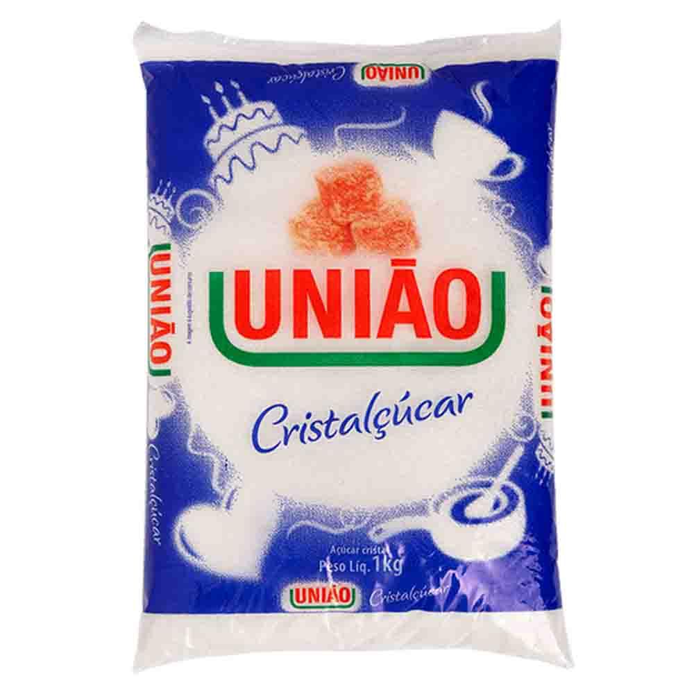 AÇÚCAR CRISTALÇUCAR UNIÃO 1 KG
