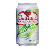 GUARANÁ ANTARCTICA ZERO LATA 350 ML