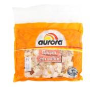 BACON CUBO AURORA 1 KG