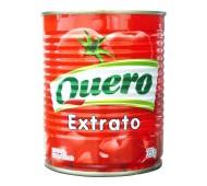 EXTRATO DE TOMATE PEQUENO QUERO 350 G