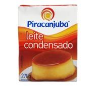 LEITE CONDENSADO PIRACANJUBA 270 G