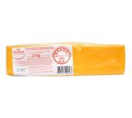 CHEDDAR FATIADO 192 FATIAS POLENGHI 2,73 KG